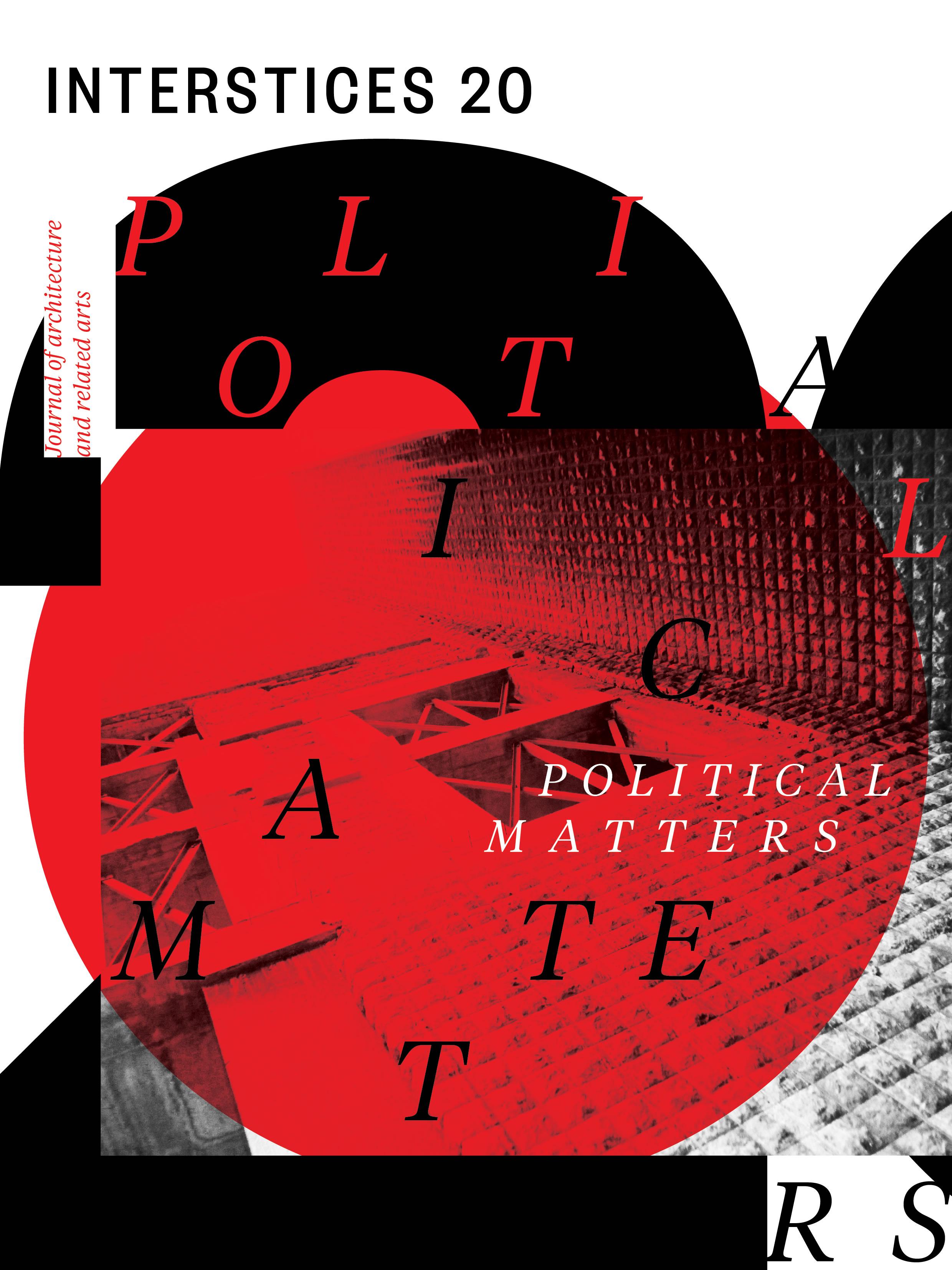 Interstices 20 cover